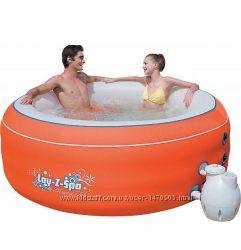Надувной Спа бассейн джакузи LAY-Z-SPA