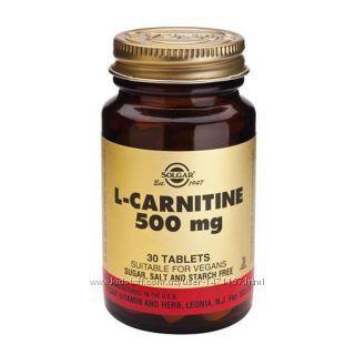 L-Карнитин табл. 500мг N30 фл.