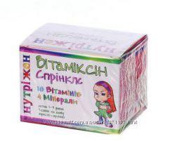Нутрижен Витамиксин Спринклс саше 30 витамины Бебитамин