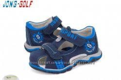 Босоножки Jong. Golf для мальчика кожаная стелька супинатор