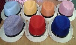 Шляпа Федора Челентанка детская