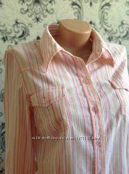 Рубашка женская, в отличном состоянии МЕХХ