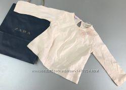 Рубашка блузка ZARA для девочки 9-12 мес