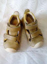 кожаные туфельки ф-мы Biomecanics