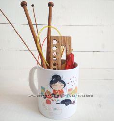 Кружки для вязальщиц - чашки с прикольными принтами