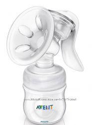 Ручной молокоотсос Philips AVENT SCF33020