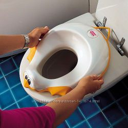 Детская накладка на унитаз из мягкой резины Ok Baby Ducka Италия