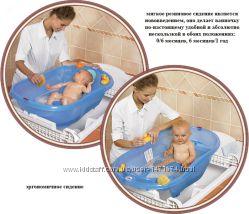 Детская ванночка OK Baby Onda Evolution