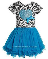 Платье Bonnie Jean из Америки на 2-3 годика 2Т в наличии