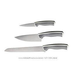 ІКЕА. Набір ножів - 3 штуки. ANDLIG. 70257624