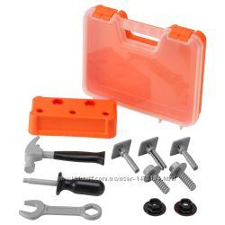 Набор детских инструментов, Duktig Икеа IKEA 601. 648. 28 В наличии