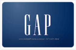 Продам гифт карты GAP с дисконтом