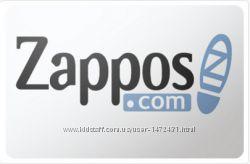 Продам гифт карты Zappos с дисконтом