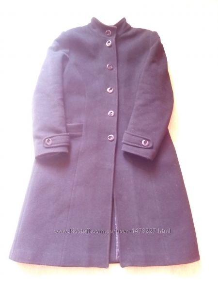 Зимнее кашемировое пальто 48-50р.