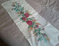 Вышивки из 50-х г. прошлого столетия для декора или коллекционирования