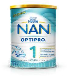 Смесь Nestle NAN 1, 2 , 3, 4 400 гр. 800 гр