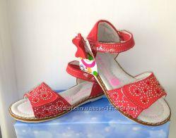 босоножки для принцесс сандалии ортопедическая стелька кожа
