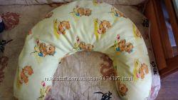 Подушка для кормления Лежебока
