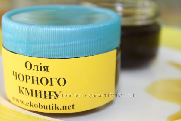 Масло черного тмина сыродавленное первый холодный отжим 100