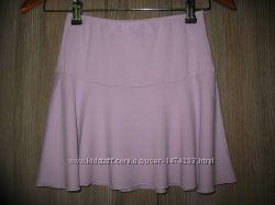 Лёгкая летняя юбка 128-134