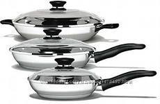 Сковородки, не допускающие пригорания iCook