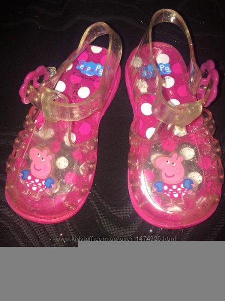 Пляжные сандали Peppa Pig jelly