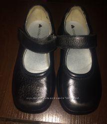 Школьные туфли кожа для девочки Stride rite