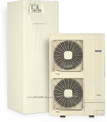 Тепловые насосы Hitachi серии Yutaki M