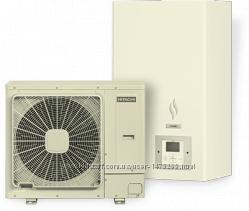 Тепловые насосы Hitachi серии Yutaki S