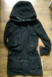 Пальто парка Mango Casual Sportswear