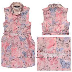 Красивое нарядное лёгкое платье George