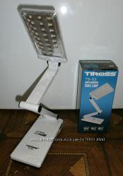 Новая настольная лампа аккумуляторная из Европы Tiross TS53