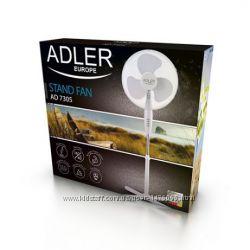 Новый напольный вентилятор из Европы Adler AD7305 с гарантией