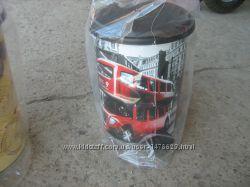 Ведро для мусора с педалью новое, в упаковке, со склада