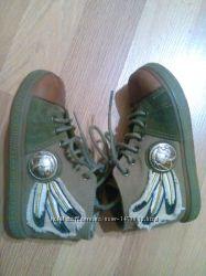 Ботинки Pom Dapi, Франция, оригинал. размер 24