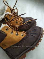 Ботинки зимние Timberland. Размер 23