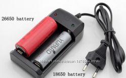 Зарядное устройство 18650 26650 32650 14500 16340 зарядка
