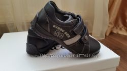 Туфли на мальчика BUDDY DOG черные