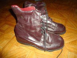 ботинки кожа р39