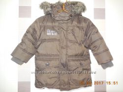 зимняя куртка S. Oliver, р. 86-98