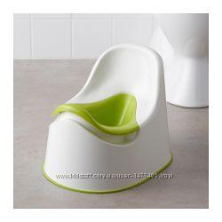 Горшок, сиденье для унитаза, табурет-подиум ІКЕА