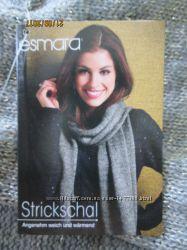 Мягкий теплый шарф с люрексом Esmara Германия, 35&215180 см