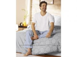 Мужская пижама домашний костюм Livergy Германия, футболка штаны