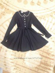 Школьное платье - блуза в подарок