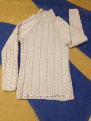 Вязаный свитер унисекс
