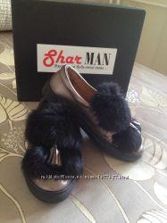 Туфли- слипоны SharMan