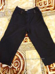 Широкие укороченные женские брюки - кюлоты