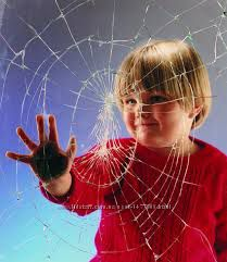 Укрепление стекол противоударными пленками