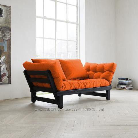 раскладной диван  софа в стиле лофт