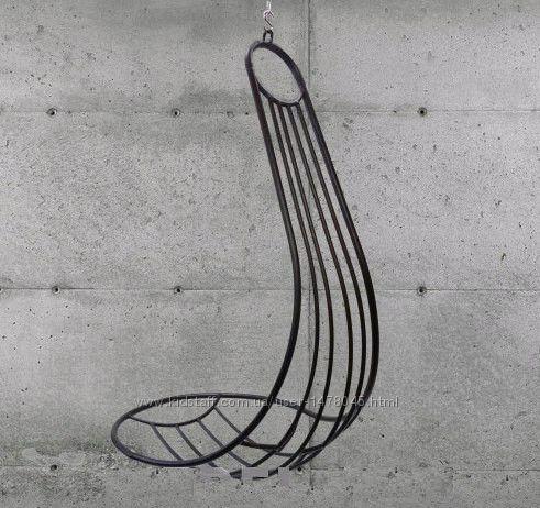 Потолочное подвесное металлическое кресло для стиля лофт